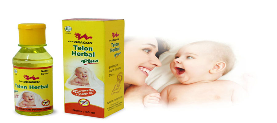 Minyak Telon Herbal Plus